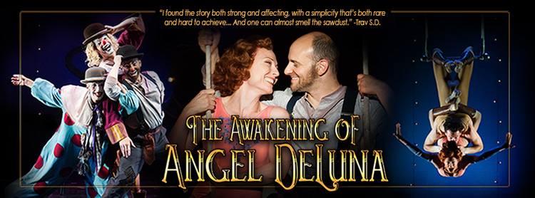 The Awakening of Angel DeLuna
